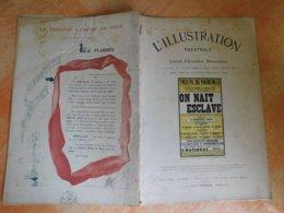 L'illustration Théatrale, 211, 27/04/1912, Publicité Michelin  (Box5) - Theater
