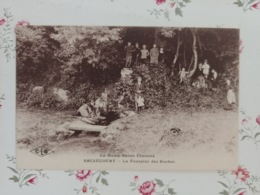 Briaucourt La Fontaine Des Roches   Haute Saône Franche Comté - Altri Comuni