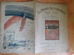 La Petite Illustration, Roman - Théatre, 23, 27/12/1913, Publicité Michelin  (Box5) - Theater