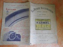 La Petite Illustration, Roman - Théatre, 27, 24/01/1914, Publicité Michelin  (Box5) - Theater