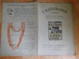 L'illustration, Théatrale, 172, 11/02/1911, Publicité Michelin  (Box5) - Theater