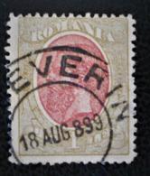 CHARLES 1ER 1893/99 - OBLITERE - YT 112 - Usati