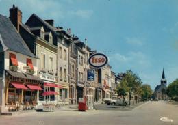 ROUTOT: Grande-Rue - L'Eglise - Station Service ESSO - Routot