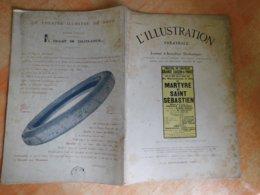 L'illustration, Théatrale, 181, 17/05/1911, Publicité Michelin  (Box5) - Theater