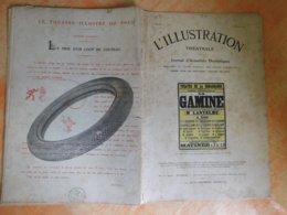 L'illustration, Théatrale, 177, 22/04/1911, Publicité Michelin  (Box5) - Theater