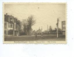 Brasschaat-Polygoon - Dorpzicht - Weg Naar Kamp - Brasschaat