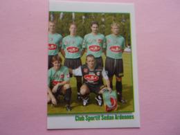 PANINI Foot 2004 N°434 Club Sportif Sedan Ardennes - Edition Française