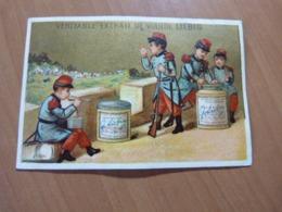 Chromo Liebig. Enfants En Uniformes; 7 X 10,5 Cm. En Bon état - Liebig