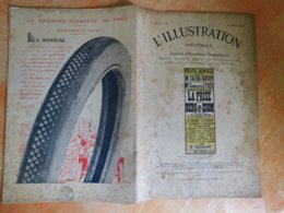 L'illustration, Théatrale, 234, 22/02/1913, Publicité Michelin  (Box5) - Autres