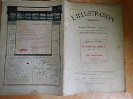 L'illustration, Théatrale, 221, 12/10/1912, Publicité Michelin  (Box5) - Autres