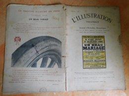 L'illustration, Théatrale, 198, 06/01/1912, Publicité Michelin  (Box5) - Theater