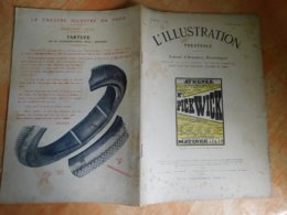 L'illustration, Théatrale, 190, 21/10/1911, Publicité Michelin  (Box5) - Theater