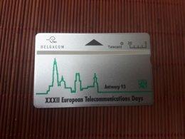 P 276 Antwerp 93 (Mint,Neuve) 306L Catalogue 110 Euro  Very Rare - Belgique