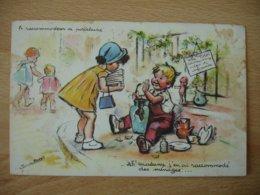 Germaine Bouret Illustrateur Raccomodeur Porcelaine Edi P B - Bouret, Germaine