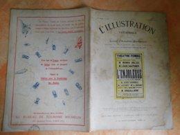 L'illustration, Théatrale, 223, 09/11/1912, Publicité Michelin  (Box5) - Theater