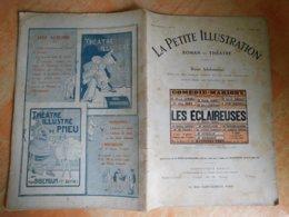 La Petite Illustration, Roman - Théatre, 5, 03/05/1913, Publicité Michelin  (Box5) - Theater