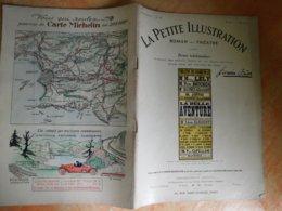 La Petite Illustration, Roman - Théatre, 37, 02/05/1914, Publicité Michelin  (Box5) - Theater