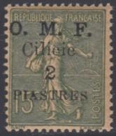 Cilicie Occupation Française - N° 93 (YT) N° 94 (AM) Neuf **. - Cilicia (1919-1921)