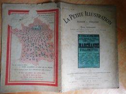 La Petite Illustration, Roman - Théatre, 33, 07/03/1914, Publicité Michelin  (Box5) - Theater