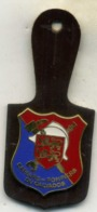 Insigne Sapeur Pompier, 14 CALVADOS___A.B - Firemen
