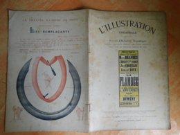 L'illustration, Théatrale, 207, 16/03/1912, Publicité Michelin  (Box5) - Theater