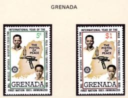 YEAR INTERN. OF CHILD - CECOSLOVACCHIA - Mi. Nr. 2502 - NH - (6532-8.) - Grenada (1974-...)
