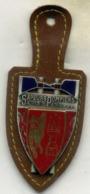 Insigne Sapeur Pompier, 47 AGEN__ - Firemen