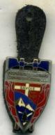 Insigne Sapeur Pompier, Dpt SAVOIE___drago - Firemen