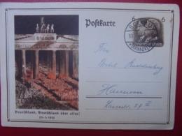 3eme REICH 1934 - Lettres & Documents