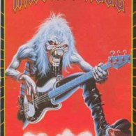 Iron Maiden- Raising Hell - Concert Et Musique