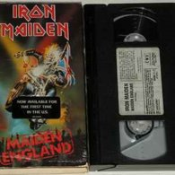 Iron Maiden- Maiden England - Concert Et Musique