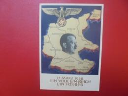 3eme REICH 1938 CIRCULER - Lettres & Documents