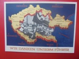 3eme REICH 1939 CIRCULER - Duitsland