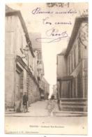 TROYES  ( Aube )  ANCIENNE RUE BOUCHERAT - Troyes
