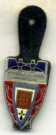 Insigne Sapeur Pompier, 56 PONTIVY___drago - Firemen