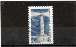 FRANCE    Lettre Prioritaire   2019  Phare De Biarritz   Oblitéré - Adhesive Stamps