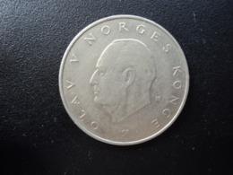 NORVÈGE : 5 KRONER    1979     KM 420      SUP - Noruega