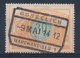 """TR 32 - """"GOSSELIES - MARCHANDISES 1"""" - (29.110) - 1895-1913"""