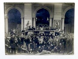 Fotografia Associazione Nazionale Dei Bersaglieri - Sezione Di Pavia - Anni '30 - Fotos