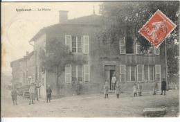 Meuse : Ippécourt, La Mairie, Animée - France