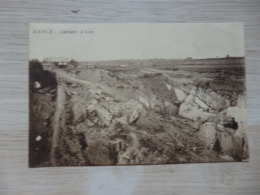 Rance - Carrière à Rocs - Circulé: 1930 - 2 Scans. - Sivry-Rance