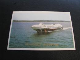 USSR Soviet Russia  Pocket Calendar Rechflot Of Ukraine Ship 1974 - Kalenders