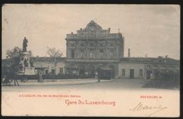 GARE DU LUXEMBOURG - Spoorwegen, Stations