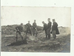 Leopoldsburg - Camp Van Beverloo- Militairen - Oorlog, Militair