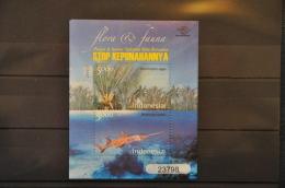 G 111 ++ INDONESIA ++ 2013  ZAAGVIS FISH PRISTIS MICRODON MNH ** - Indonesien