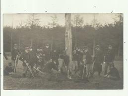 Leopoldsburg - Camp Van Beverloo- Militairen - Krieg, Militär