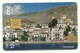 Grecia - Tessera Telefonica Della Grecia Da 100 Units - T632 - Paesaggi