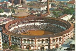 Malaga (Andalusia, Spagna) Vista Aerea Plaza De Toros, Aerial View Bullring, Place De Toreaux Vue Aerienne - Málaga