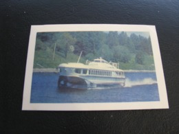 USSR Soviet Russia  Pocket Calendar Rechflot Of Ukraine Ship 1976 - Kalenders
