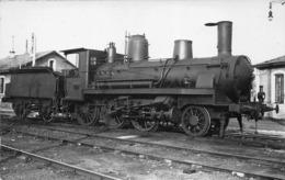¤¤  -  Carte-Photo D'une Locomotive - Chemins De Fer - Machine Du P.O. N° 1816 - Train En Gare  -  ¤¤ - Trains